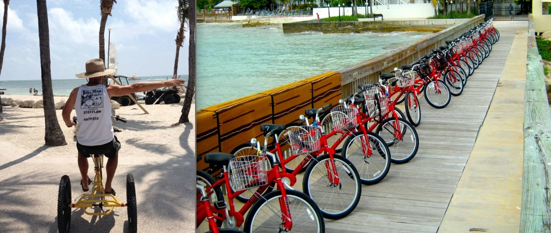 Bicycles Key West