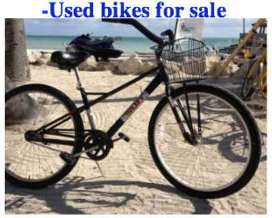 Buy Used Bikes in Key West