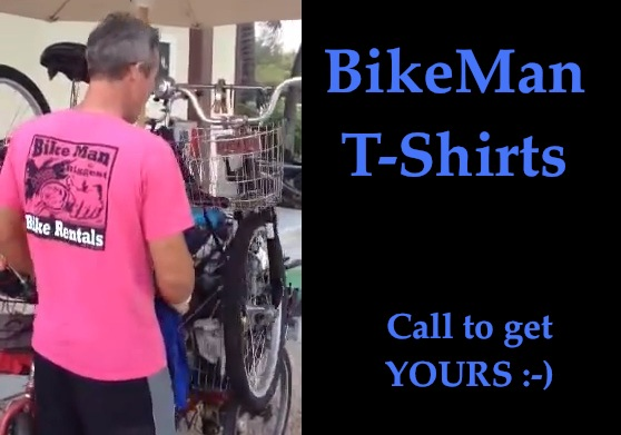 Key West Bikeman Shirts