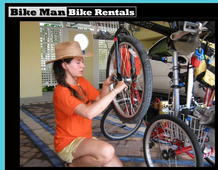 fix bikes in key west