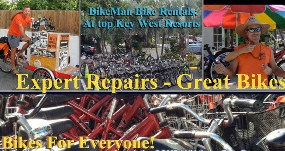 Bicycle maintenance key west